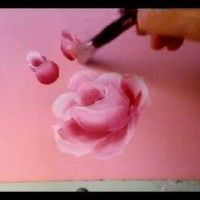 Painting Roses Made Easy