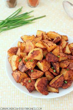 Southwestern Roasted Potatoes