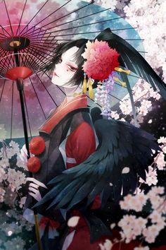 「艶桜」/「U」のイラスト [pixiv]