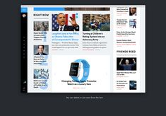 NYTimes Design Concept on Behance