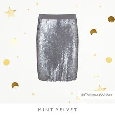 What's on your hare your #ChristmasWishes to win a £500 Mint Velvet shopping spree.