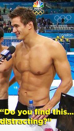 Oh, how I miss the Olympics.....
