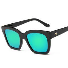 3a2343da87 Men Full Frame Vintage Wayfarer Fashion Polarized Sunglasses. Enjoy a clear  view whenever you look