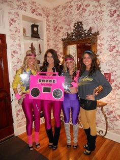 Party Outfit Ideas Collection party cute outfit ladies ladies ladies im kind of Party Outfit Ideas. Here is Party Outfit Ideas Collection for you. Party Outfit Ideas dance outfits in 2019 party outfits cost. 80s Costume, 80s Party Costumes, 80s Halloween Costumes, Costume Ideas, Halloween Ideas, Disco Party, 90s Party, Retro Party, Eighties Party