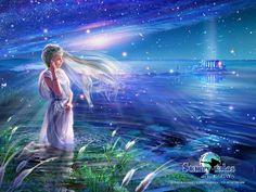 Kagaya Yutaka - conocido profesionalmente como Kagaya - es un artista digital de Japón que crea impresionantes imágenes celestiales