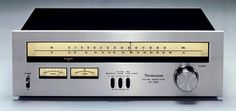 My 1970s Technics Tuner, not as shiny as this :-(