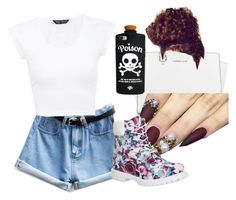 """""""Untitled #4"""" by natthomas2899 on Polyvore featuring Michael Kors, Valfré and Timberland"""