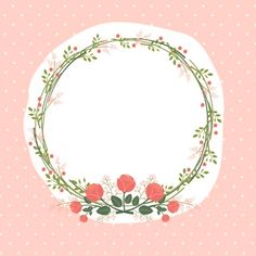 ´*•.¸(*•.¸♥¸.•*´)¸.•*´´*•.¸(*•.¸♥¸.•*´) Diy And Crafts, Arts And Crafts, Cute Borders, Wreath Watercolor, Couple Drawings, Fantasy Landscape, Flower Frame, Vintage Flowers, Diy For Kids