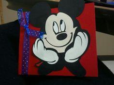Mickey note pad fe