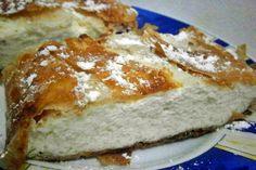 Túrós rétes Bread, Food, Brot, Essen, Baking, Meals, Breads, Buns, Yemek