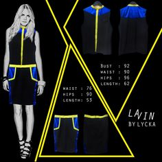 Lavin by lycka collection.. Follow our instagram @lavinbylycka