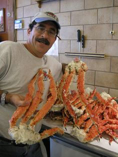 Places to eat in juneau alaska tracy 39 s king crab shack for Dirk s fish gourmet shop