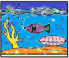 Art Therapy Meditation / Visual Imagery Activity. Great for kids with ...