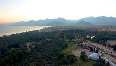 FX Grey - Kültür Parkı ve Konyaaltı sahili - Selçuk Urav #aerial #antalya #urav