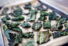 Kale Chips from Leite's Culinaria