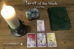Witchy Tarot Reading of the Week  9-15/05