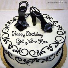 Design your own names of Write Name on Birthday Cake Ali