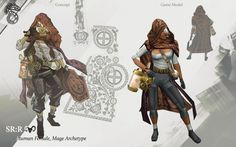 A first look at the characters and cityscapes of shadowrun returns Anna Cattish, Star Wars Cute, Character Concept, Concept Art, Game Concept, Character Sheet, Shadowrun Returns, Shadowrun Rpg, Walt Disney