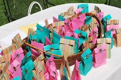 Fun and Inexpensive Birthday Party Favors for 2 Year Olds