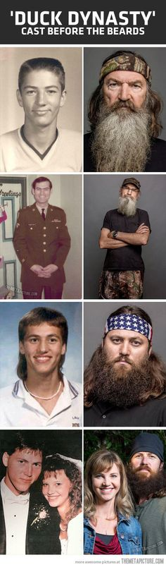 Duck Dynasty before beards, this family is hilarious.I love Duck Dynasty. Duck Dynasty, Just For Laughs, Just For You, Duck Commander, Dump A Day, Look Here, My Guy, The Funny, Funny Duck