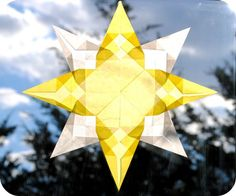 I am very excited to share with you one of my very favorite winter decorations! Many of you enjoyed my 'basic' window star tutorial from last year. This year I look forward to sharing a 'Checkerboard' window star tutorial. These...