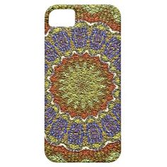 Colorful abstract pattern iPhone 5 cases