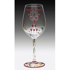Congratulations Wine Glass . $17.95. The Congratulations Wine Glass is the perfect wine glass for a graduation, promotion, a new home, retirement or other special occasion deserving congratulations! This beautiful hand painted wine glass sends your congratulations on a milestone achievement.