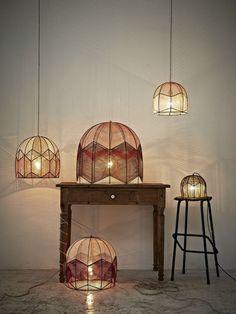 "Luminaires ""Intricate"""