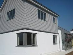 Image result for grey windows and grey cladding