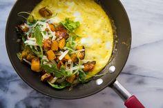 Butternut Squash Omelet-4
