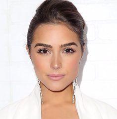 Olivia Culpo eyebrows