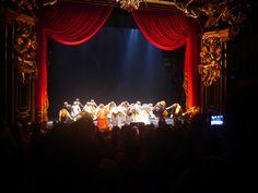 Musical 'The Phantom of the Opera' New York, 2013
