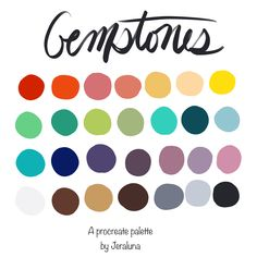 A free procreate color palette for you to enjoy! Flat Color Palette, Colour Pallette, Color Palate, Colour Schemes, Color Combos, Aesthetic Colors, Color Swatches, Color Theory, Color Inspiration