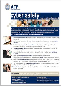 Top 10 Tips for Students to Become Cyber Smart and Safe ~ Educational Technology and Mobile Learning