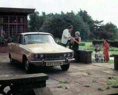 Rover 2200 TC - 1971