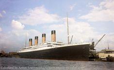 Titanic w Southampton