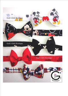 Mickey Mouse Bow Tie Birthday Outfit Disney Cruise Gift Tuxedo Wedding Smash Cake by GodsGirlsBowtique on Etsy https://www.etsy.com/listing/220172007/mickey-mouse-bow-tie-birthday-outfit