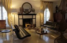 Inside the pristine LA home of the Shanghai-born antiques mogul