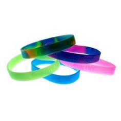 Embossed Mosquito Wristband #mosquitorepellentwristband #picnicbracelet #outdoorevent #mosquitorepellent