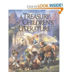 A Treasury of Children's Literature [Hardcover] (Requested: 1)