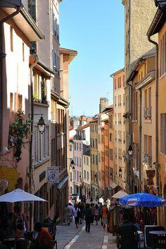 Lyon, Auvergne-Rhone-Alpes, France #lyon #auvergnerhonealpes #france