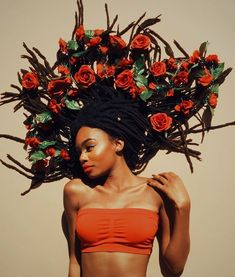 African Natural Hairstyles Ideas