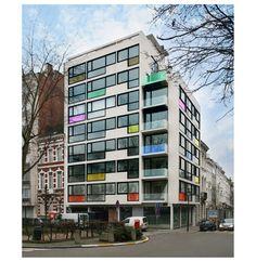 Pantone Hotel- Brussels