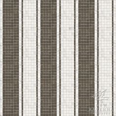 pinstripe mosaic tile