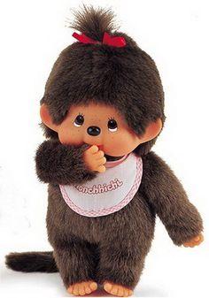 73 Best Monchichi Images Plushies Stuffed Toys Baby Toys