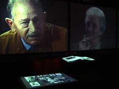Museo Audiovisivo della resistenza, Studio Azzurro, Spezia, Massa e Carrara, Museo multimediale, 2000