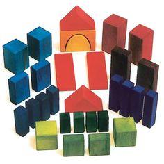 Colored Geo Blocks (30)