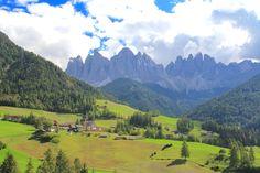 A nap képe: Dolomitok Olaszországban - National Geographic National Geographic, Golf Courses, Images, Photos, Marvel, Adventure, Mountains, World, Nature