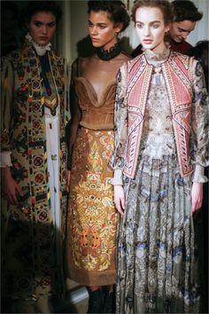 Paris Haute Couture Backstage - Vogue.it