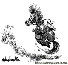 classic Thelwell